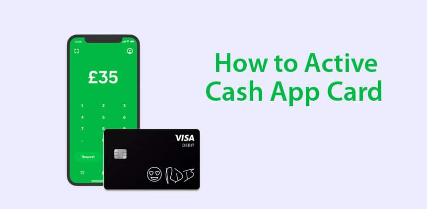 How to active cash app card